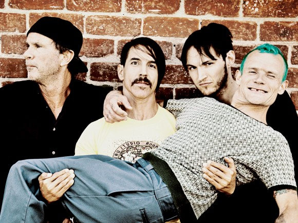 RED HOT CHILLI PEPPERS NO ROCK IN RIO 2017