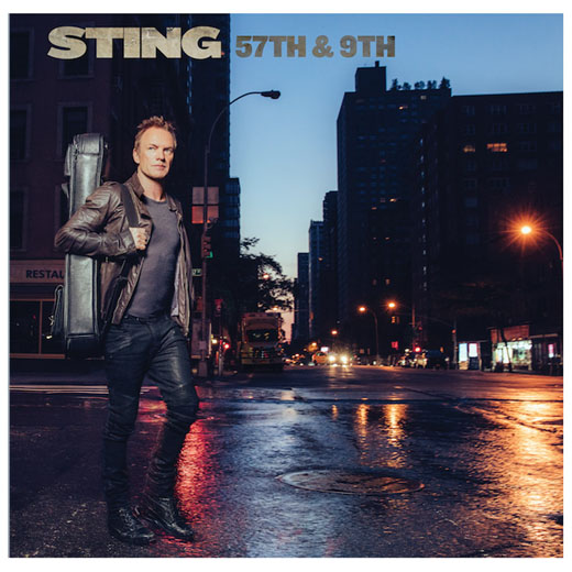 Novo álbum do Sting, escute aqui!